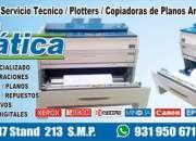 VENTA COPIADORA PLANOS Ricoh,Xerox,HP.,Teristar,Kip