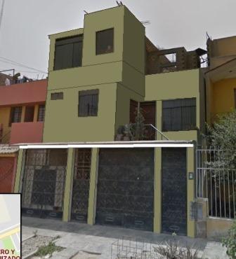 Alquilo primer piso de una casa