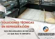 ESPECIALISTAS REFRIGERACION -Reparación de MAQUINAS EXHIBIDORAS