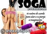 Soga Cuerda Atadura / Sado Bondage / Sexshop Miraflores