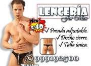 Lenceria Hombre / Prendas Intimas / Sexshop Miraflores