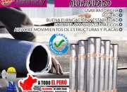 VENTA DE MANTO ASFALTICO ALUMINIZADO, CALIDAD Y GARANTIA!!