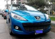 VENDO PEUGEOT 207 HATCHBACK ALLURE 2012 IMPECABLE FULL
